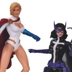 Power Girl and the Huntress Action Figures