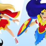'DC Super Hero Girls: Hero of the Year' Movie on the Way