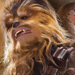 Topps Trading Card Accidentally Reveals New Pilot of Millenium Falcon