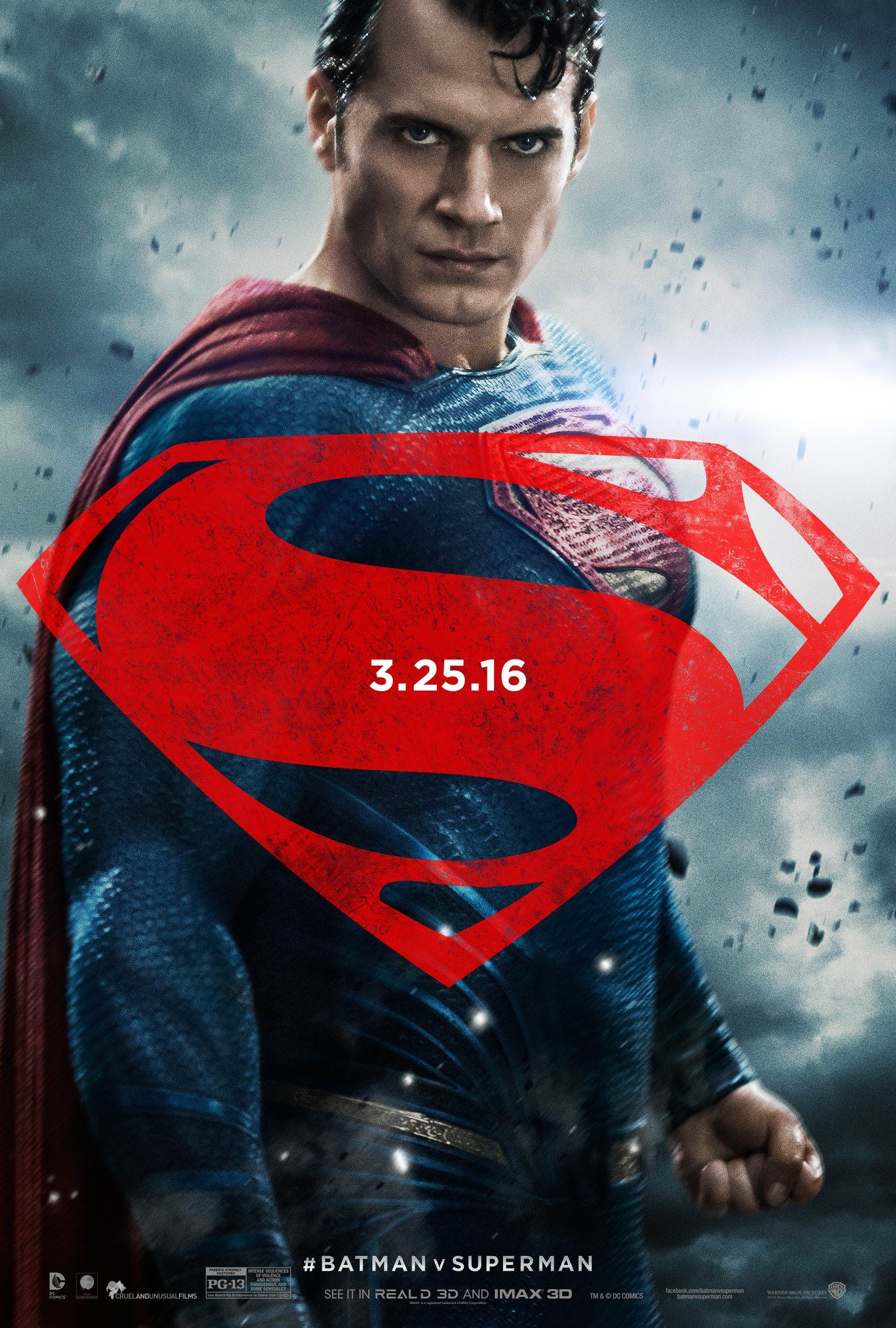 Batman vs. Superman Character Posters Are Here : Heroic Girls