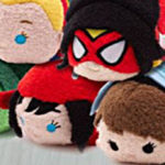 Disney to Launch 'Marvel Women of Power' Tsum Tsums