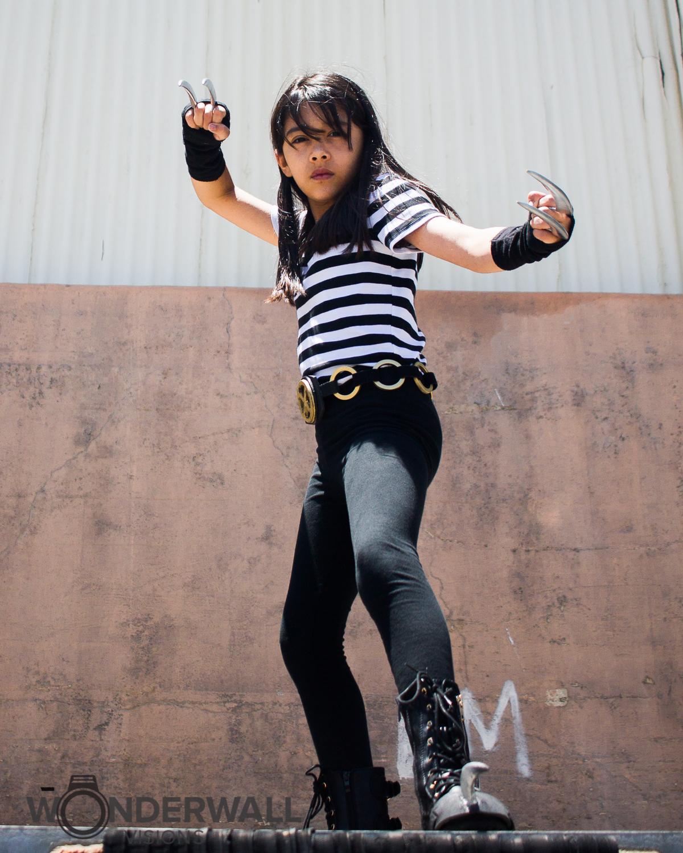 Cosplay We Love: X-23 by ESJ Cosplay   Heroic Girls X 23 Costume