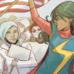 Ms. Marvel Encourages Everyone to Vote in this Exclusive Preview