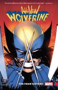All New Wolverine - The Four Sisters
