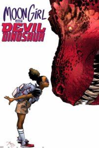 Moon Girl and Devil Dinosaur - BFFs
