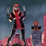 All-New Wolverine #21 - Mary Jane Variant