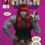 Hulk #7 - Mary Jane Variant