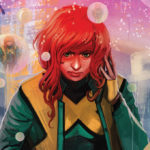 Jean Grey Flies Solo This May For All-New Series