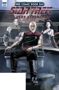 Star Trek The Next Generation: Broken Mirror