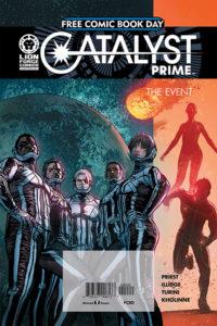 Catalyst Prime: The Event
