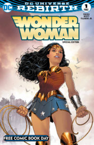 Wonder Woman #1: Special Edition