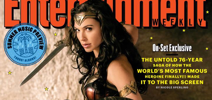 Wonder Woman - Entertainment Weekly
